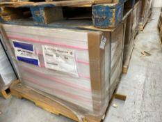 Dynamix .024 MIL White Matte/Matte PVC - O2S - 24.5 x 18.25