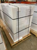 Dynamix .024 MIL White Matte/Matte PVC - O2S - 24.5 x 18.7