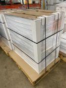 Dynamix .024 MIL White Matte/Matte PVC - O2S - 24.5 x 18.9