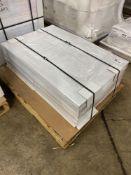 Dynamix .024 MIL White Matte/Matte PVC - O2S - 24.5 x 18.10