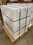 Dynamix .024 MIL White Matte/Matte PVC - O2S - 24.5 x 18.6