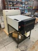 RIP It Speed Setter 400 and Vastech V22 Bath Plate Processor