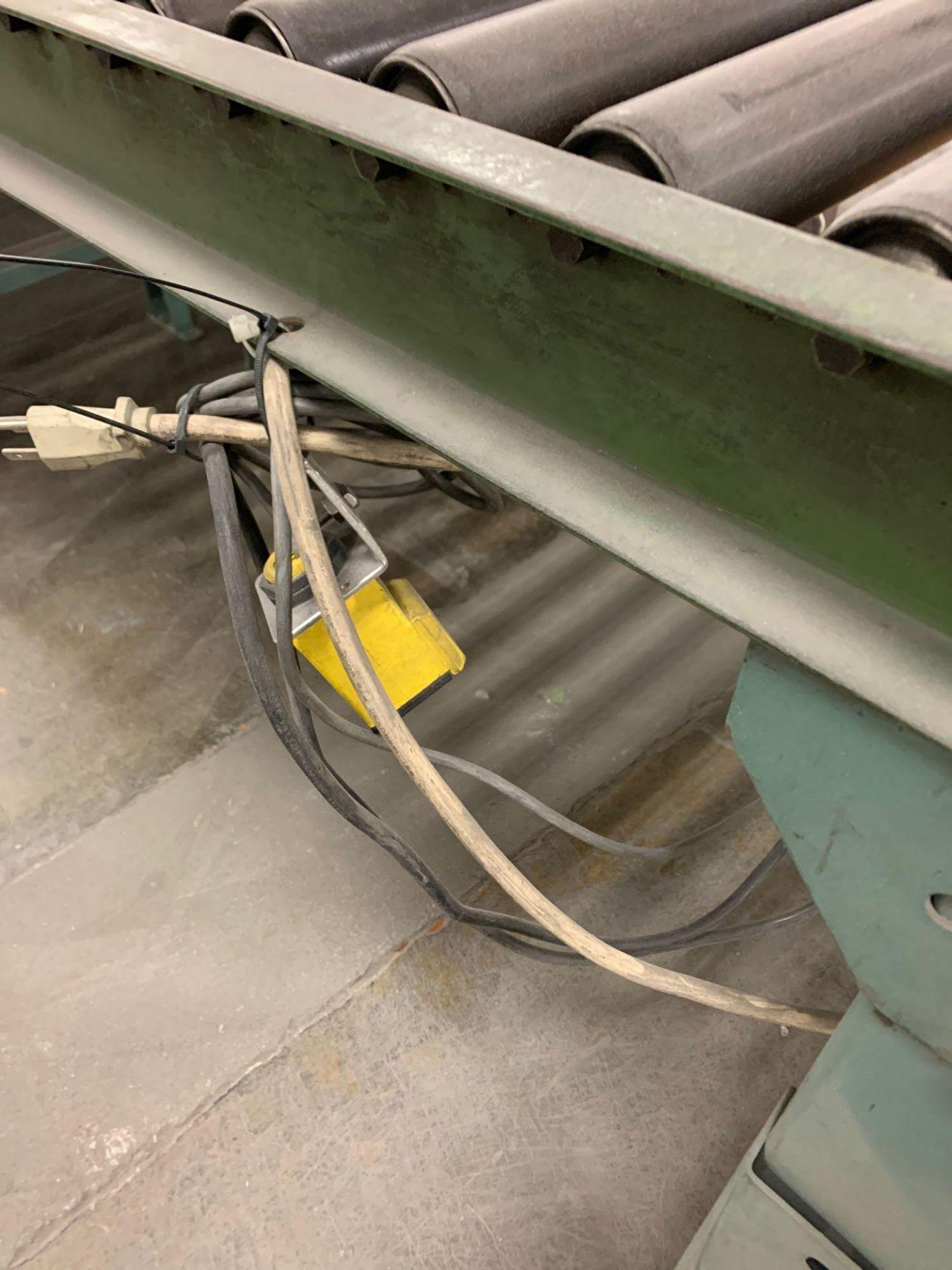 Logan Roller Conveyor Line Section - Image 2 of 5