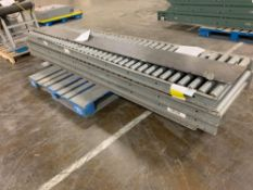 (4) 10' Conveyor Line Sections