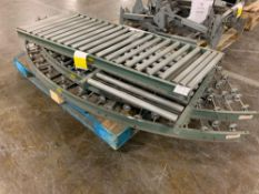 Pallet of Assorted Conveyor Line Parts