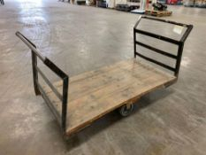 Rolling Warehouse Cart