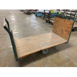 Rolling Warehouse Cart