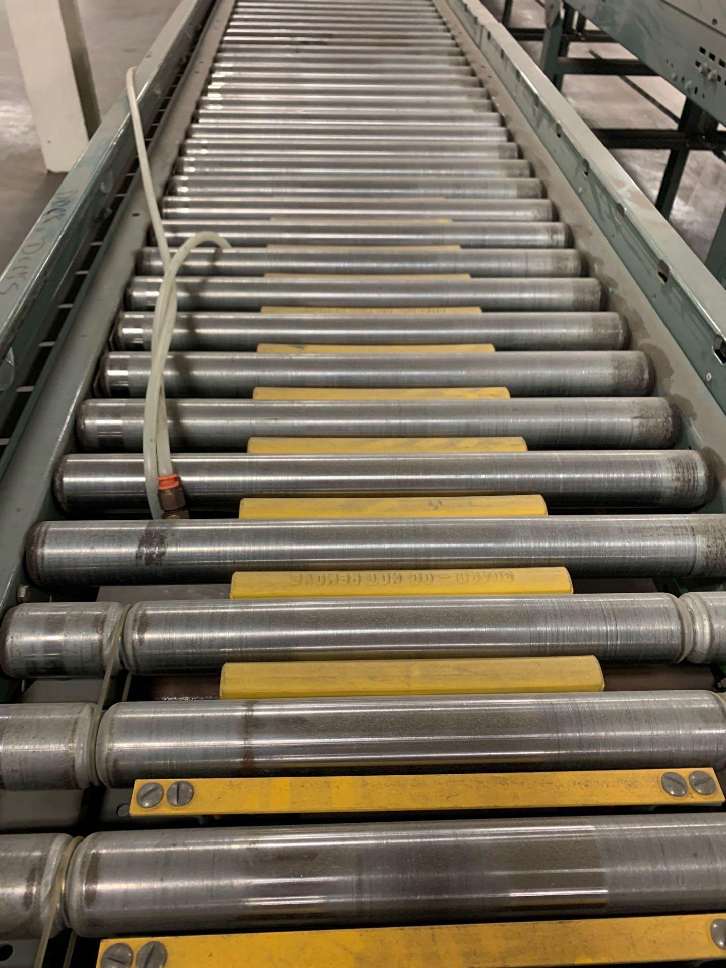 Hytrol 24' Conveyor Line Section - Image 2 of 6
