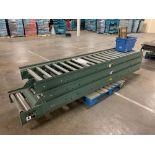 (3) Hytrol 10' Conveyor Line Sections