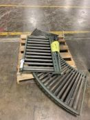 Pallet of (2) Conveyor Extension Pieces