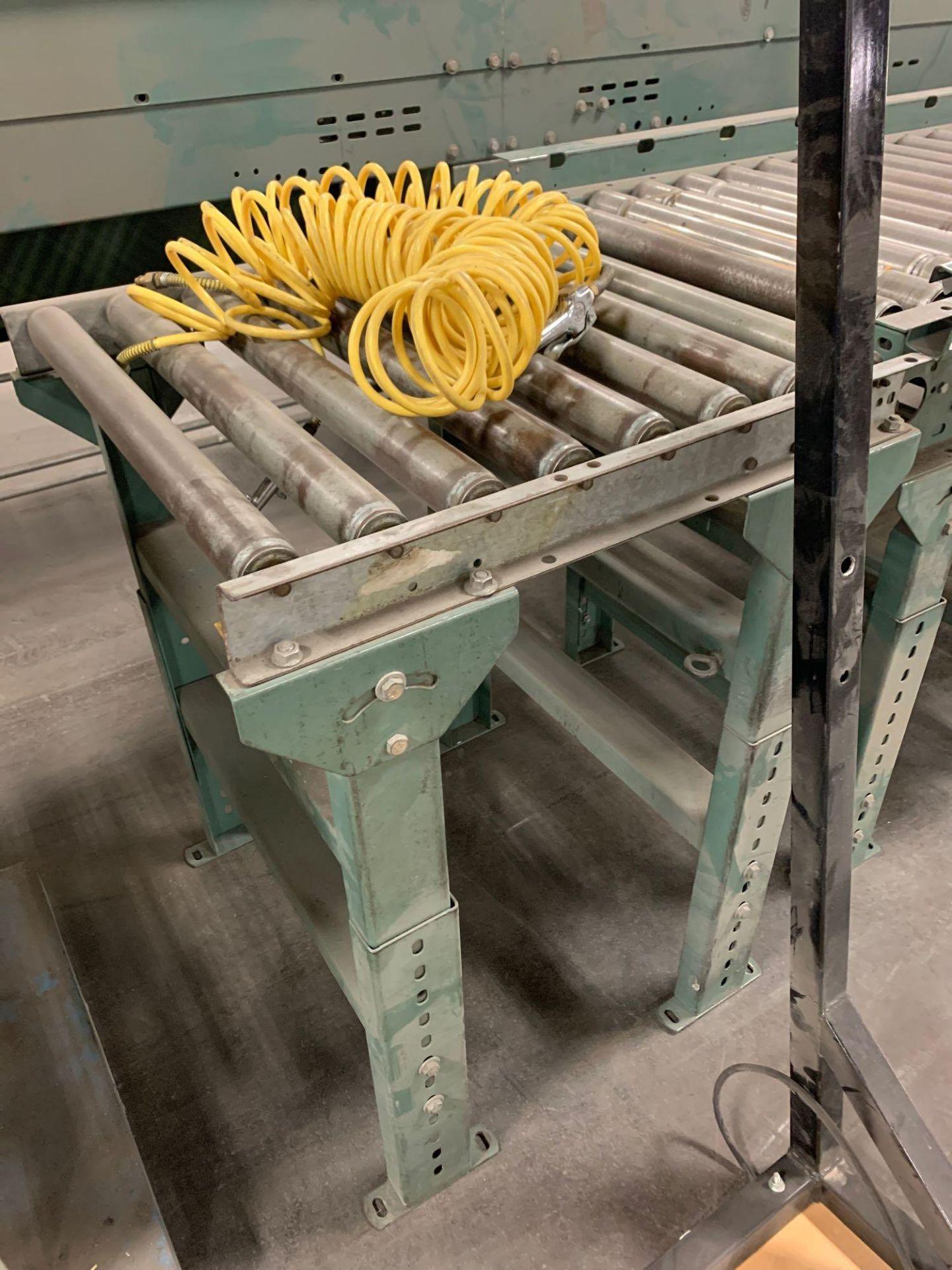 Hytrol 24' Conveyor Line Section - Image 6 of 6