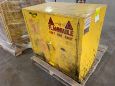 Metal Flammable Cabinet