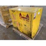 Metal Flammable Cabinet