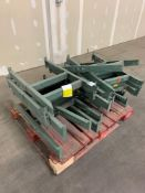 Pallet of (11) Conveyor Line Adjustable Bases
