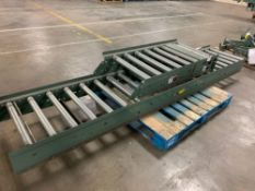 (2) Hytrol Conveyor Line Sections