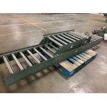 (2) Hytrol Conveyor Line Sections