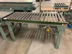 Logan Roller Conveyor Line Section