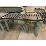 Logan Roller Conveyor Line Section