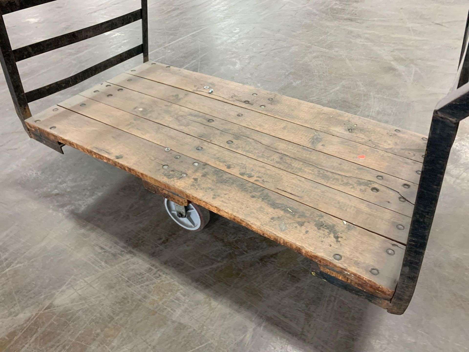 Rolling Warehouse Cart - Image 3 of 3