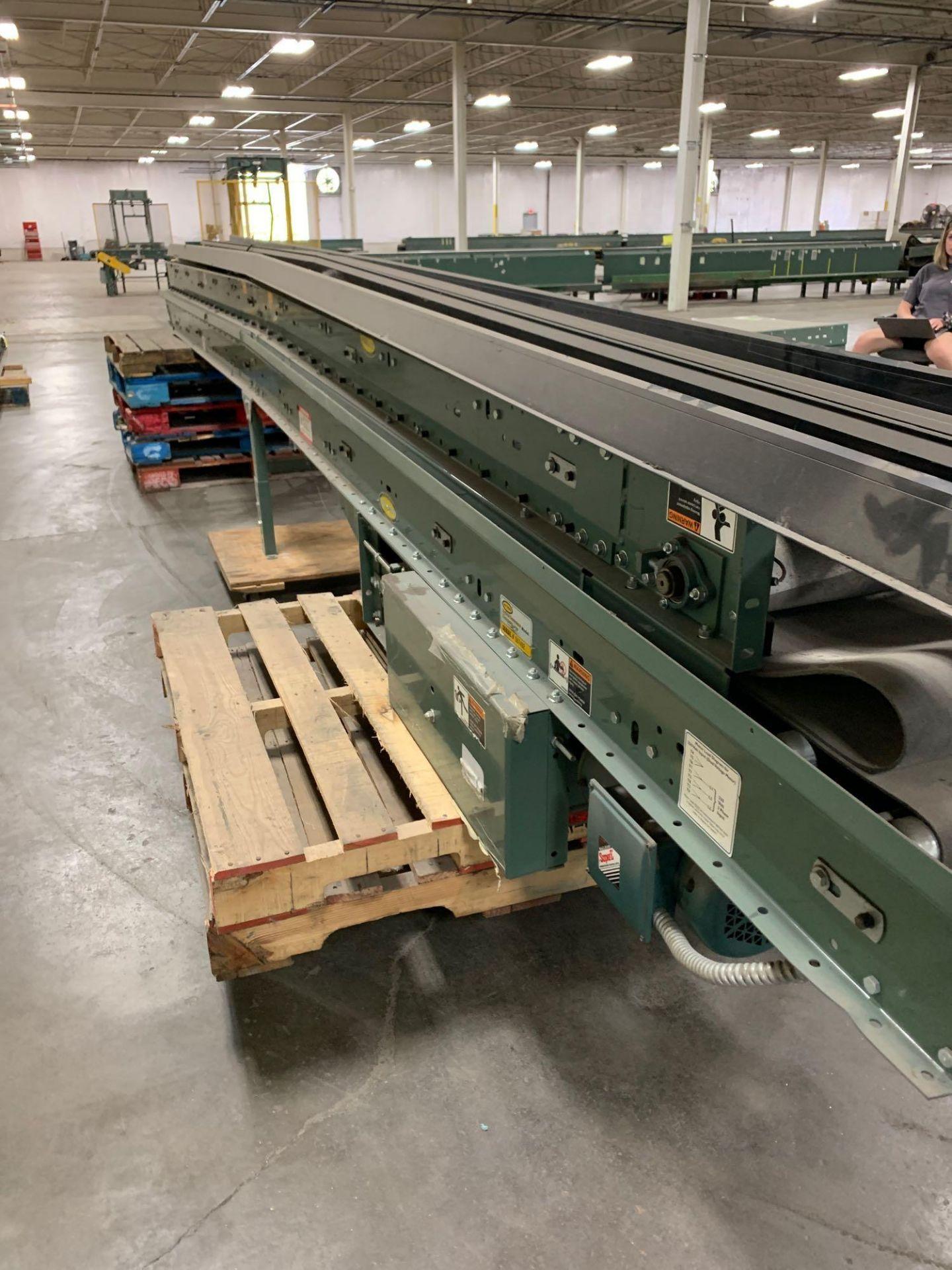 (2) Hytrol 20' Conveyor Line Section - Image 6 of 6