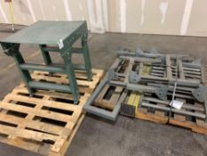 (2) Pallets of Assorted Conveyor Parts