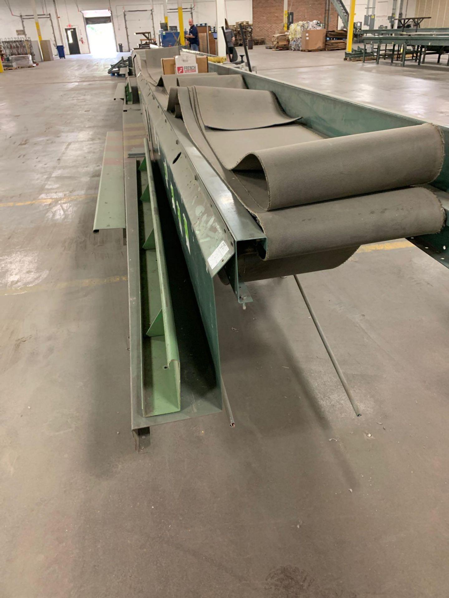 Hytrol 24' Conveyor Line Section - Image 3 of 3