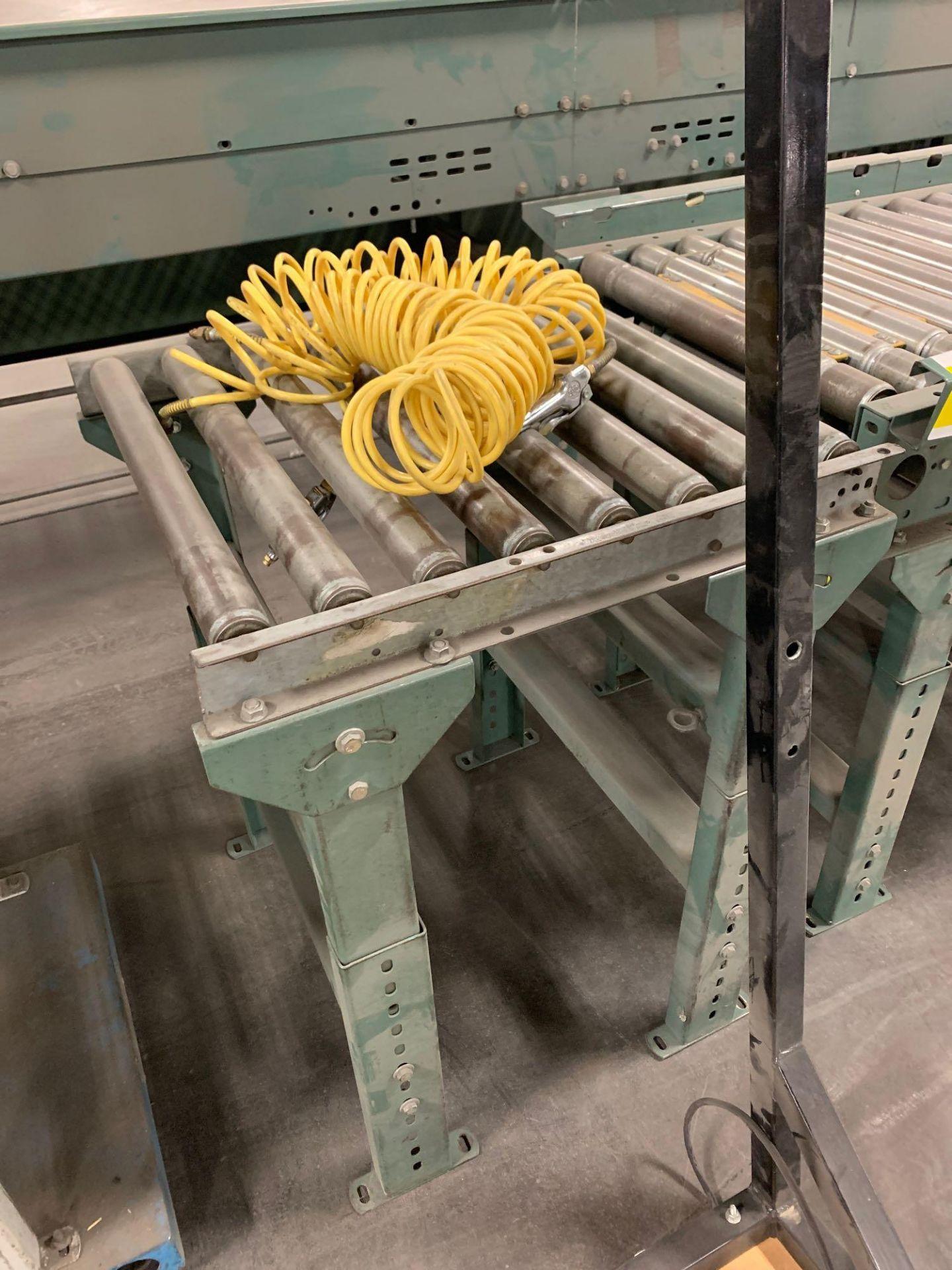Hytrol 24' Conveyor Line Section - Image 5 of 6