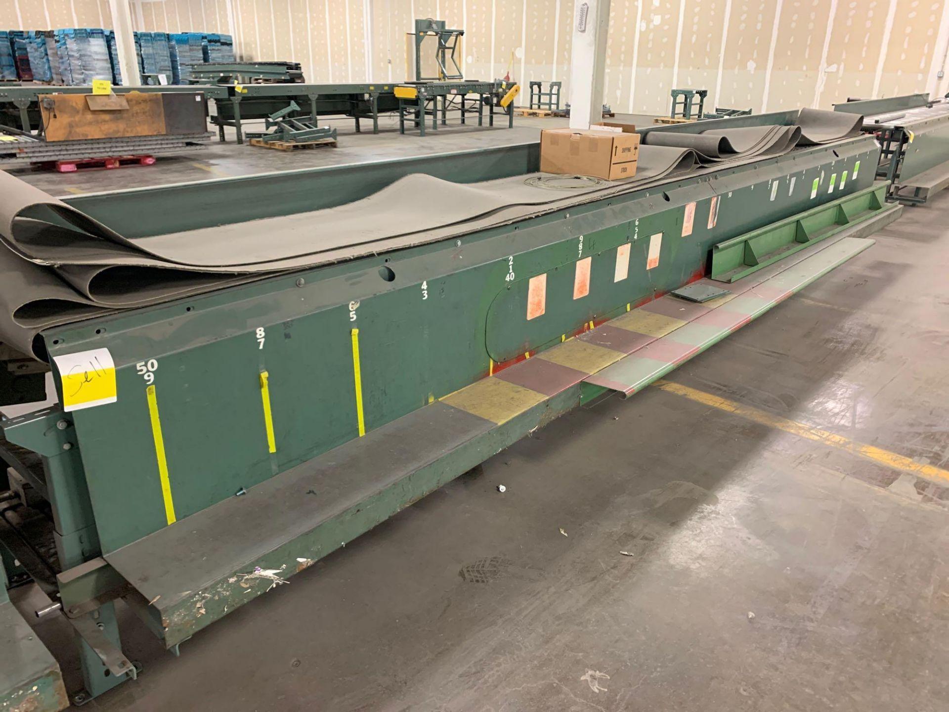 Hytrol 24' Conveyor Line Section