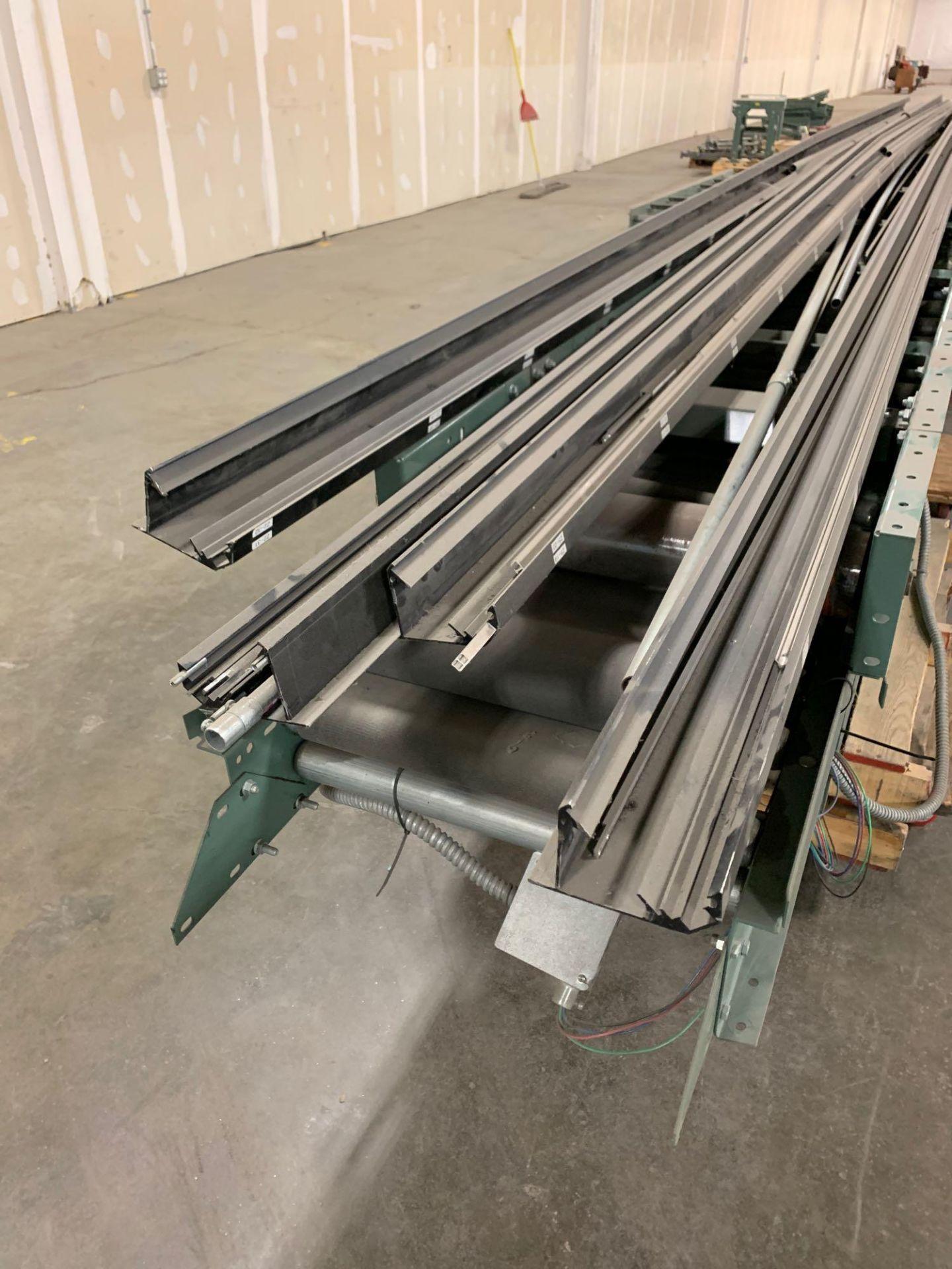 (2) Hytrol 20' Conveyor Line Section - Image 5 of 6