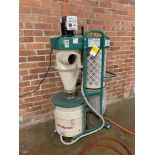 Grizzly Dust Collector on Casters