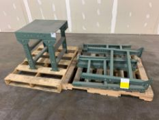 Pallet of (5) Conveyor Line Adjustable Bases