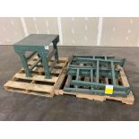 Pallet of (5) Conveyor Line Adjustable Bases