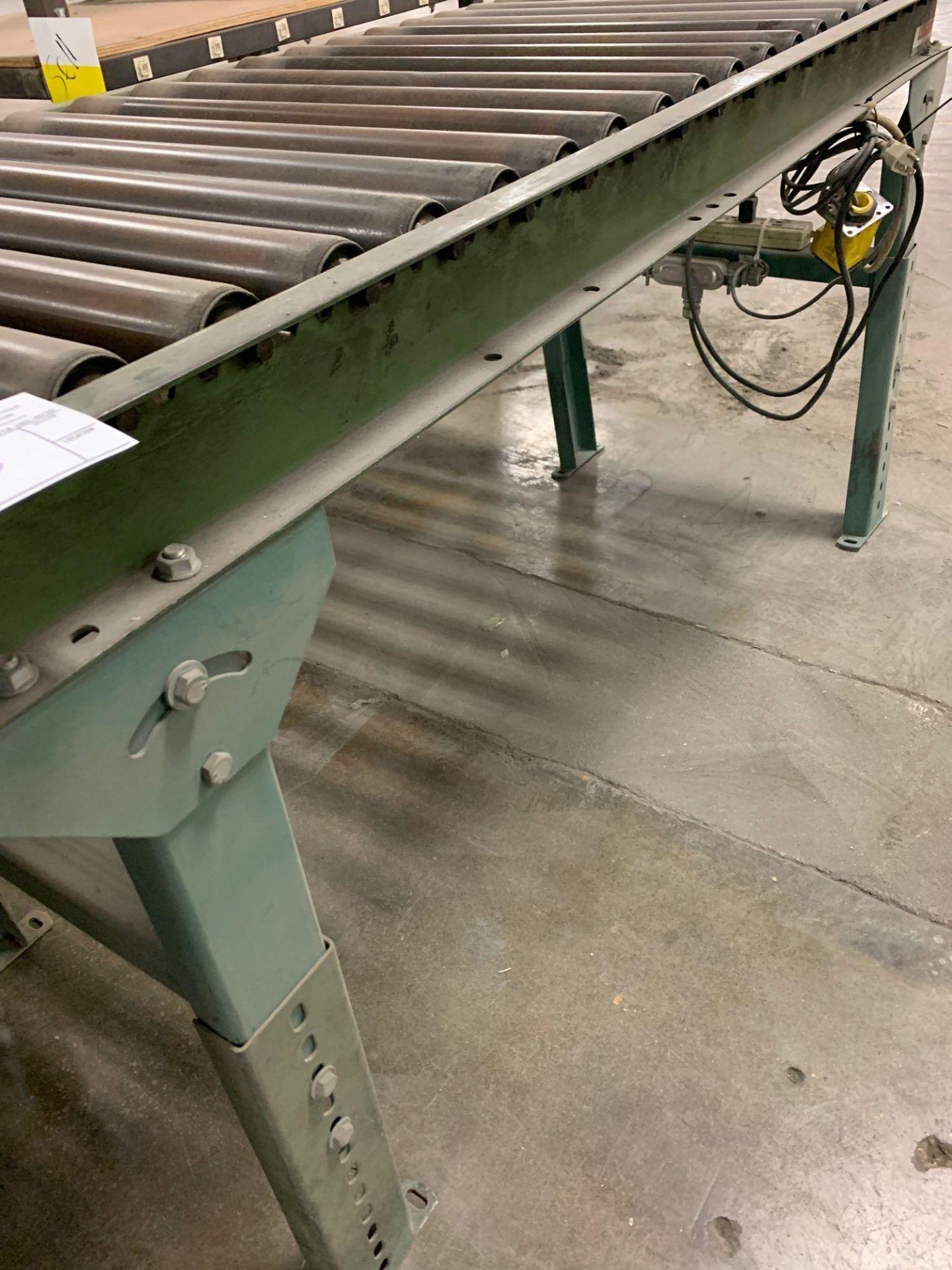 Logan Roller Conveyor Line Section - Image 4 of 5