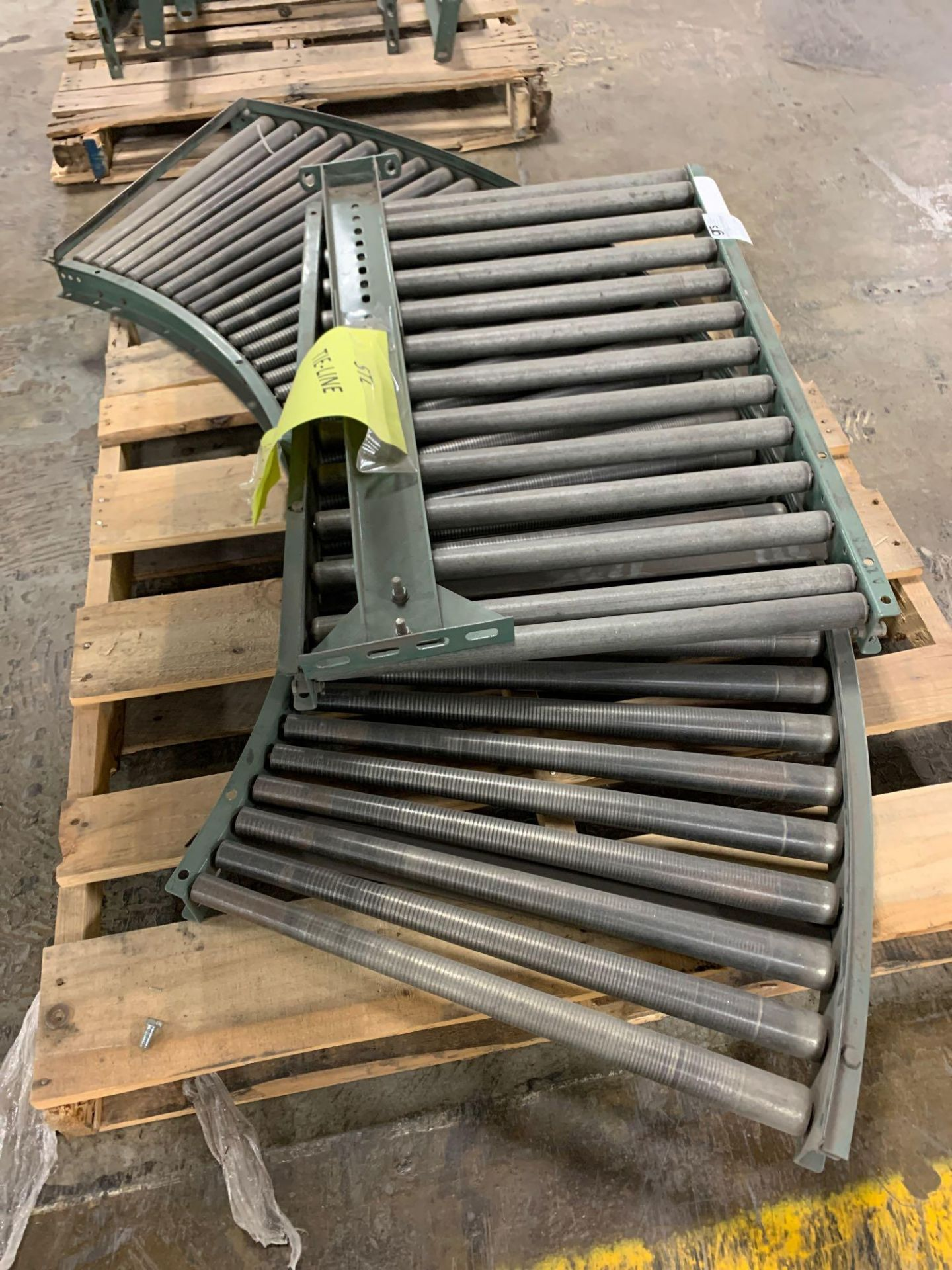 Pallet of (2) Conveyor Extension Pieces - Image 2 of 2