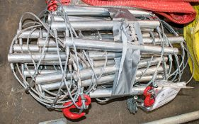 8 metre wire rope ladder A978854