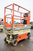 JLG 1930ES battery electric scissor lift Year: 2006 S/N: 53256 Recorded Hours: 136 WOOLPE16