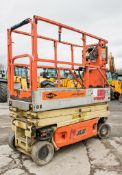 JLG 1930ES battery electric scissor lift Year: 2006 S/N: 7419 Recorded Hours: 160 WOOLPE15