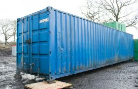 40 ft x 8 ft shipping container  4310