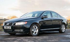Volvo S80 SE Lux Automatic 4 door saloon car Registration Number: LT59 JJV Date of Registration: