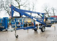 Nifty 120 ME fast tow articulated boom lift access platform Year: 2002 S/N: 0110114 08660029