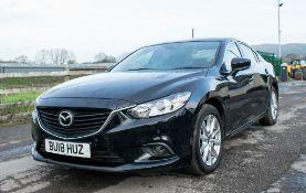 Mazda 6 SE-L 2.2TD Auto 4 door saloon car Registration Number: BU18 HUZ Date of Registration: 08/