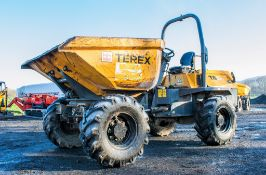 Benford Terex TA6 6 tonne swivel skip dumper Year: 2012 S/N: MT3536 Recorded hours: 2430 A577955