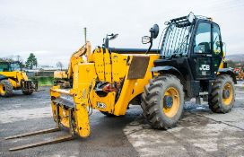 JCB 540-170 17 metre telescopic handler Year: 2014 S/N: 2180451 Recorded Hours: 4636 c/w sway