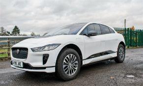 Jaguar I-PACE EV400 S 5 door hatchback electric car Registration number: KY19 JKE Date of first