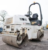 Benford Terex TV1200 double drum ride on roller Year: 2008 S/N: E801CD038 Recorded Hours: 823 P3213