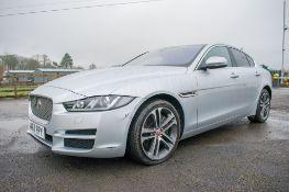 Jaguar XE Portfolio 2.0 litre petrol automatic 4 door saloon car Registration number: AV67 RPY