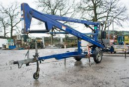 Nifty 120 ME fast tow articulated boom lift access platform Year: 2005 S/N: 0113266