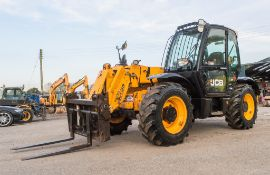 JCB 531-70 7 metre telescopic handler Year: 2014 S/N: 2337067 Recorded Hours: 2042 c/w rear camera
