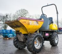 Wacker Neuson 1001 1 tonne hi-tip dumper Year: 2004 S/N: BB001017 Recorded Hours: 2202 P2414