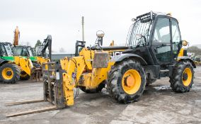 JCB 535-125 12.5 metre telescopic handler Year: 2015 S/N: 350818 Recorded Hours: 3388 c/w sway